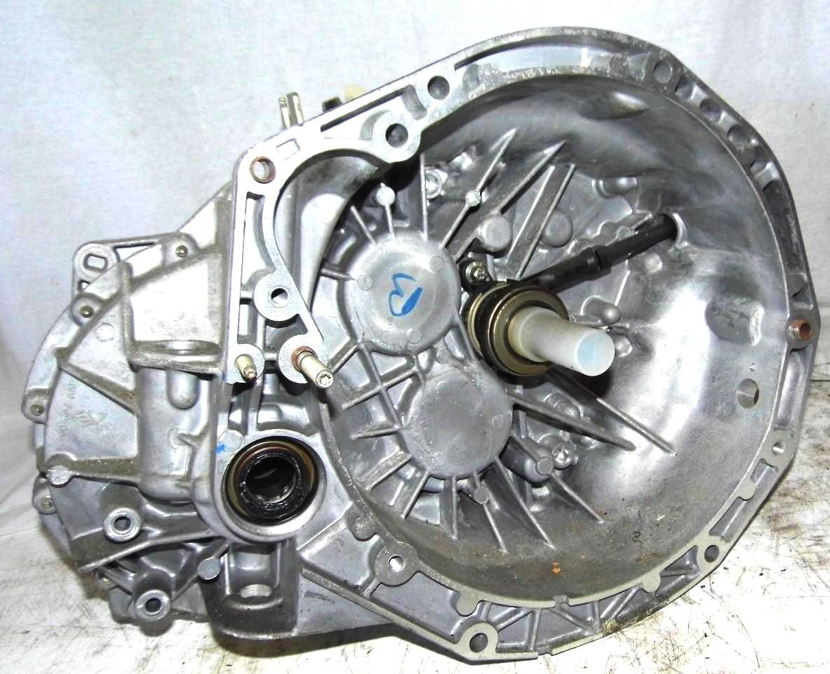 Brand New Renault Laguna Ii 1 9 Dci 6 Speed Manual Gearbox Pk6 383
